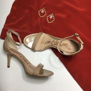 Sam Edelman Patti Ankle Strap Sandal, Heel, sz 7.5